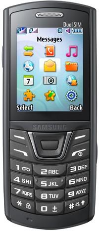 Samsung gt- e2152 usb